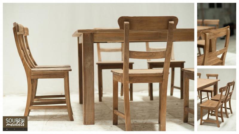 Teak Stühle Teakmöbelcom