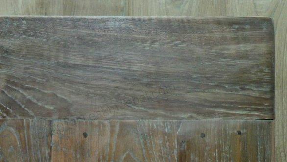 Old Teak Esstisch quadratisch 160x160 - Bild 5