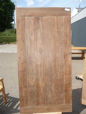 Teak Tisch aus altem Holz 200 x 100 cm - Bild 9