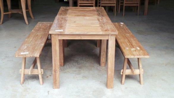 Bistro-Set Sitzgruppe 4tlg - Bild 3