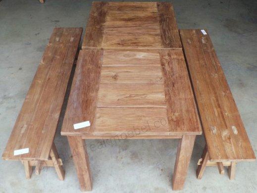 Bistro-Set Sitzgruppe 4tlg - Bild 4