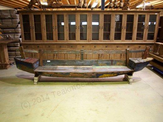 Bali Bootsbank 4 meter - Bild 2
