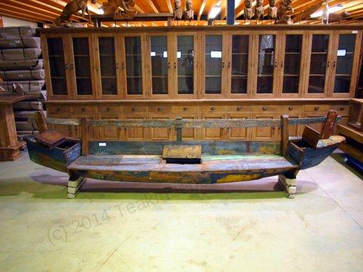 Bali Bootsbank 4 meter - Bild 3
