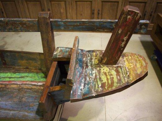 Bali Bootsbank 4 meter - Bild 4