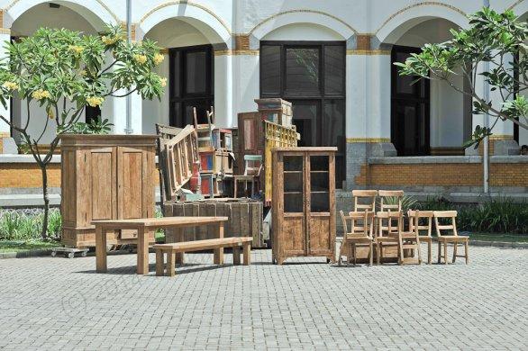 Teak Tisch München 175x100cm - Bild 13