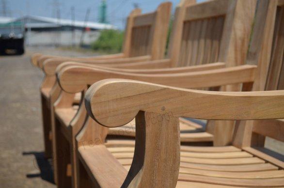 Gartentisch Mammut 300cm mit 8 Mammut Gartenstühle - Bild 1