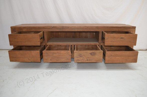 Teak Sideboard Dingklik 200cm - Bild 2