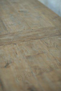 Teak Tisch altes Holz 300 x 100 cm - Bild 20