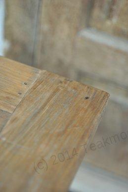 Teak Tisch altes Holz 300 x 100 cm - Bild 18