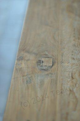 Teak Tisch altes Holz 300 x 100 cm - Bild 21