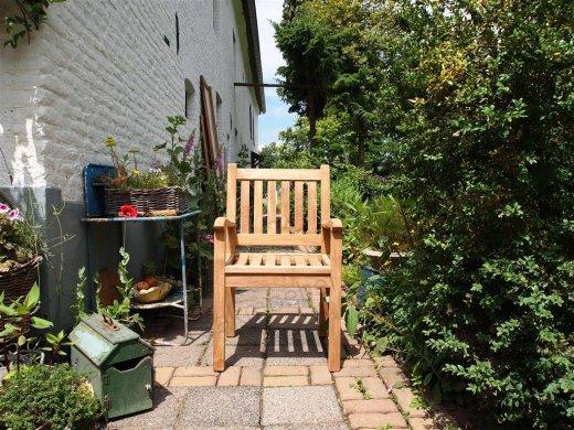 Teak Gartenstuhl Beaufort - Bild 0