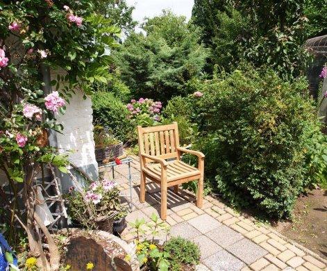 Teak Gartenstuhl Beaufort - Bild 3
