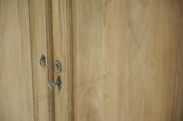 Teak Schrank 3-Türen - Bild 3