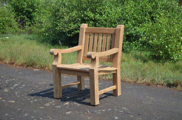 Gartentisch Mammut 300cm mit 8 Mammut Gartenstühle - Bild 8