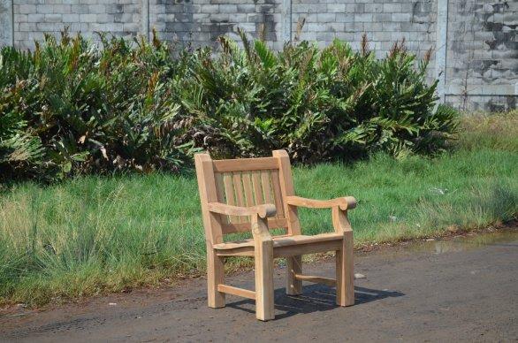 Gartentisch Mammut 300cm mit 8 Mammut Gartenstühle - Bild 7