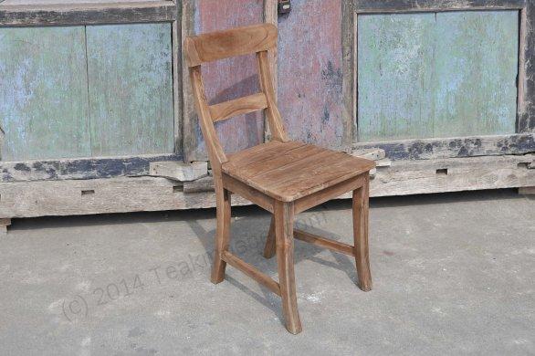 Teak Klostertisch 300x100cm + 8 Stühle - Bild 8