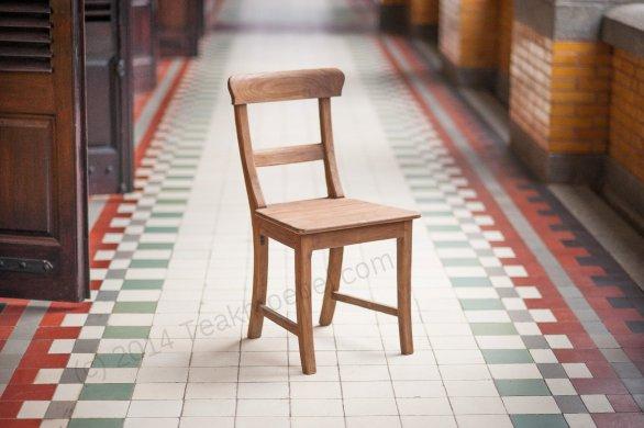 Teak Tisch Dingklik 300x100cm + 10 Stühle - Bild 2