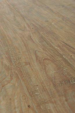 Teak Tisch Dingklik 300x100cm + 10 Stühle - Bild 3
