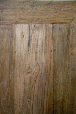 Teak Tisch Dingklik 300x100cm + 10 Stühle - Bild 5
