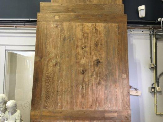 Teak Tisch altes Holz 260 x 120 - Bild 1