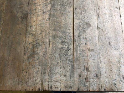 Teak Tisch Antik 400x150cm - Bild 9
