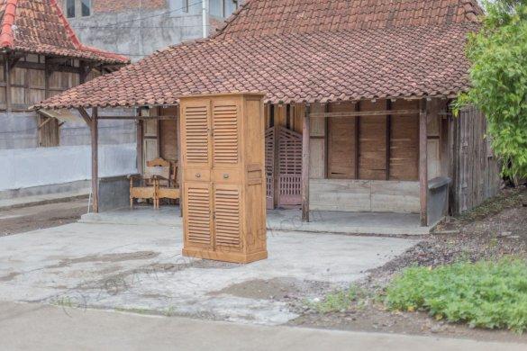 Teakholz Schrank Lombok - Bild 2