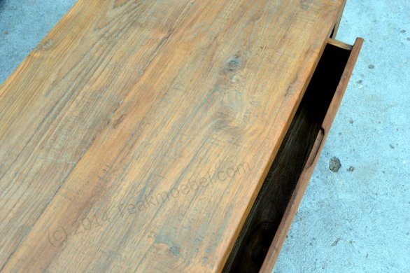 Teak TV Sideboard 200cm Dingklik - Bild 3