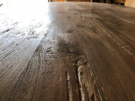 Teak Tisch oval 300x120cm Cross - Bild 9