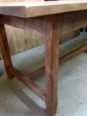 Teak Tisch Maßanfertigung - Bild 7