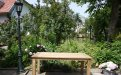 Teak Gartentisch 180 x 90 cm - Bild 3
