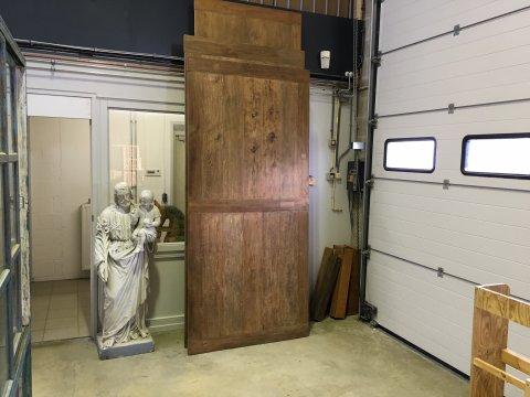 Teak Tisch altes Holz 260 x 120