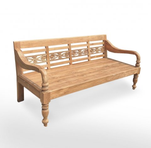Teak Loungebank