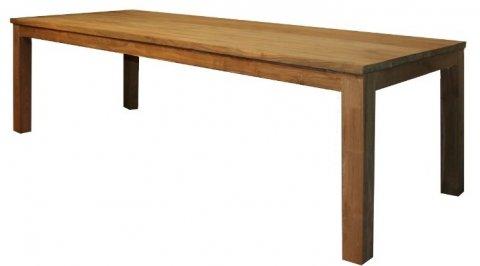 Teak Tisch 220 x 100 cm