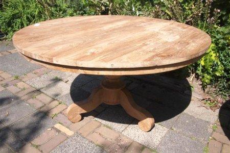 Teak Tisch rund  Ø 130 cm