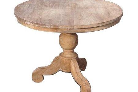 Teak Tisch rund Ø 100 cm