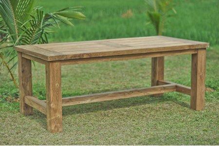 Teak Gartentisch 200cm Mammut