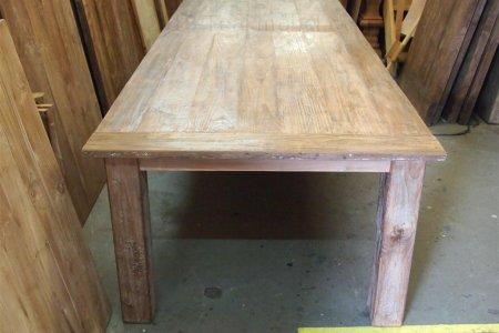 Teak Tisch altes Holz 350 x 120 cm