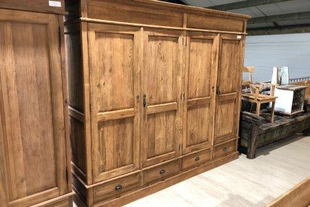 teak tisch rund 140 cm altes holz teakm. Black Bedroom Furniture Sets. Home Design Ideas