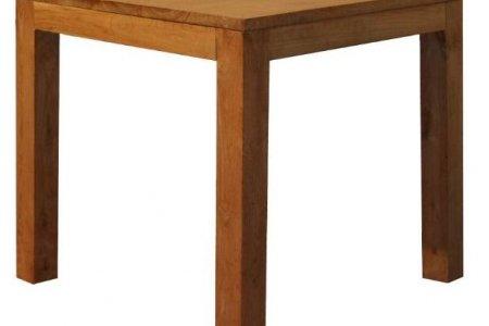 Teak Tisch 80 x 80 cm