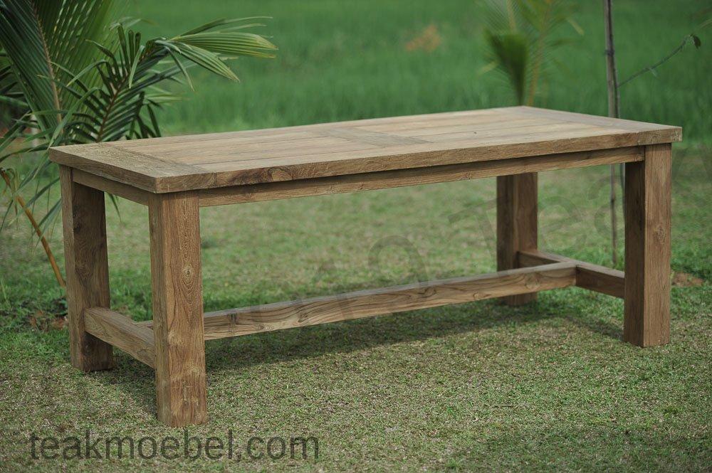 Gartentisch Mammut 200cm Mit 2 Beaufort Stühle Und Bank