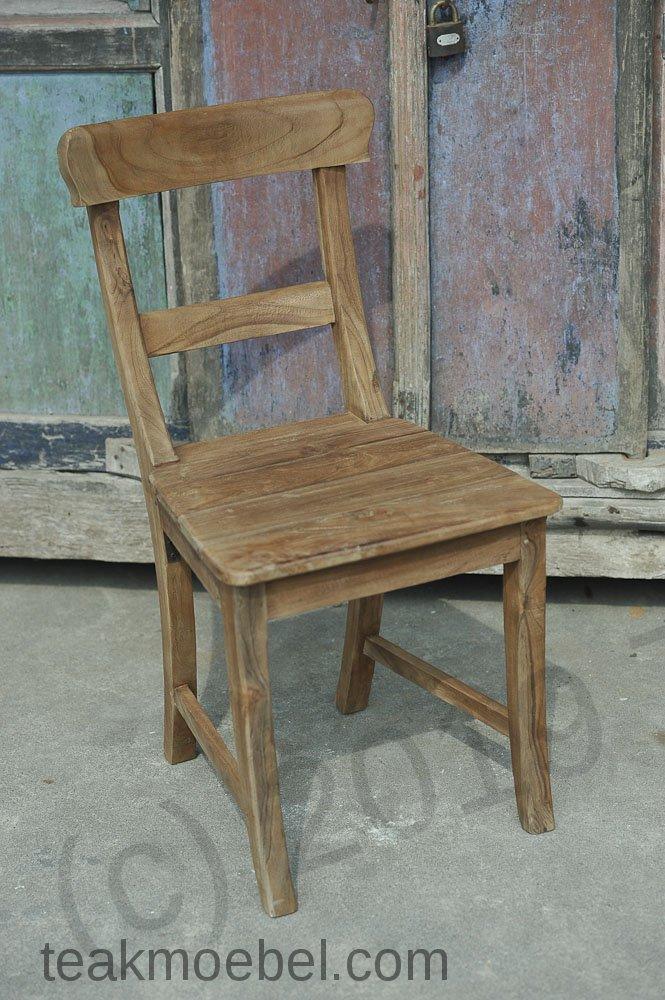 teak stuhl berlin rustikal teakm. Black Bedroom Furniture Sets. Home Design Ideas