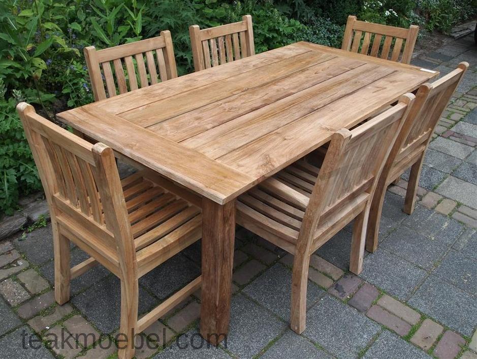 Gartentisch 200 Cm : teak gartentisch 200 x 100 cm teakm ~ Markanthonyermac.com Haus und Dekorationen