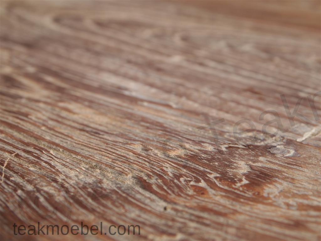 teak tisch rund 160 cm altes holz bild 1 - Teakholz Tische Stilvoll Und Die Zeitlose Mobel